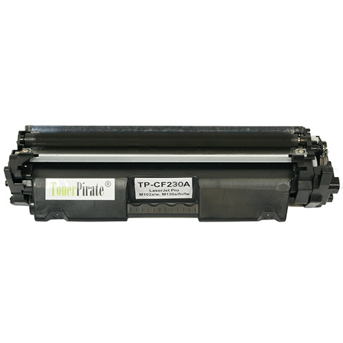 6 Black 30A CF230A Toner Cartridge Replacement for HP Laserjet Pro M203dn M203dw M203d MFP M227sdn MFP M227fdw MFP M230sdn MFP M230fdw MFP M227fdn Printer,Sold by TopInk