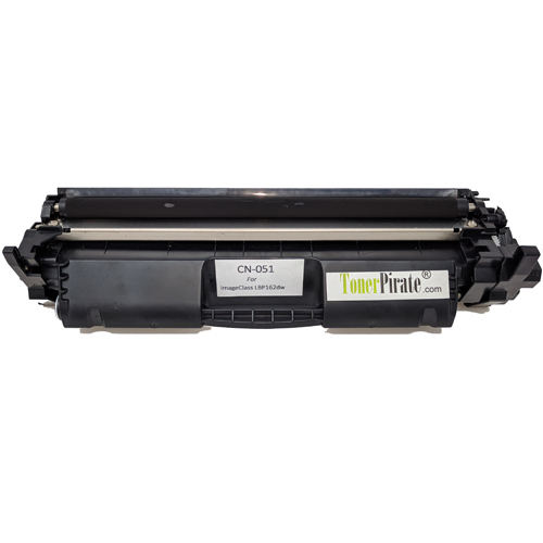 4,100 Pages TCT Compatible Toner Cartridge Replacement for Canon 051H Black High Yield Works with Canon ImageClass LBP162dw Printers 4 Pack