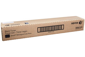Xerox 006R01383 Black OEM Genuine Toner Cartridges for COLOR C75 700