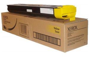 Xerox 006R01386 Yellow OEM Genuine Toner Cartridges for COLOR C75 700