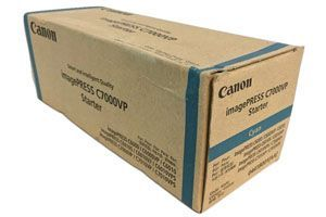 Canon IPQ-2 0441B001 Cyan OEM Genuine Developer Unit for C6000