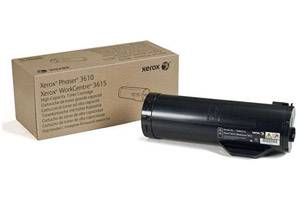 Xerox 106R02722 [OEM] Genuine High Yield Toner for Phaser 3610 WC-3615