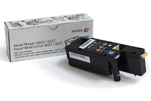 Xerox 106R02756 Cyan [OEM] Genuine Toner Cartridge for Phaser 6022