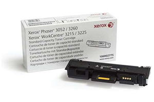 Xerox 106R02775 Black OEM Genuine Toner Cartridge for 3260 3215 3225