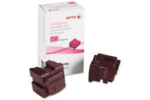 Xerox 108R00927 [OEM] Magenta Solid Ink (2 Sticks) ColorQube 8570 8580