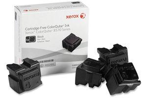 Xerox 108R00930 [OEM] Black Solid Ink (4 Sticks) ColorQube 8570 8580