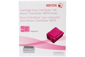 Xerox 108R00951 [OEM] Magenta Solid Ink (6 Sticks) ColorQube 8870 8880