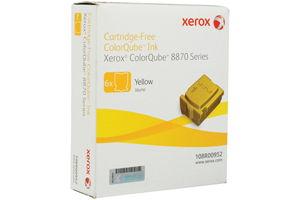 Xerox 108R00952 [OEM] Yellow Solid Ink (6 Sticks) ColorQube 8870 8880
