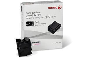 Xerox 108R00953 [OEM] Black Solid Ink (6 Sticks) ColorQube 8870 8880