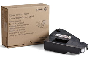 Xerox 108R01124 OEM Genuine Waste Cartridge for Phaser 6600 WC 6605