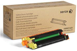 Xerox 108R01483 Yellow OEM Genuine Drum for VersaLink C500 C505