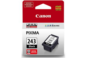 Canon PG-243 Black OEM Genuine Ink Cartridge for MG2420 MG2520