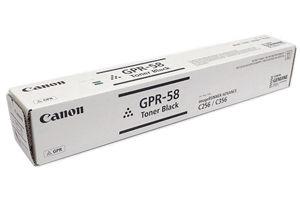 Canon 2182C003 GPR-58 Black [OEM] Genuine Toner Cartridge C256 C356