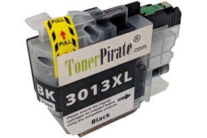 Brother LC3013BK Black Compatible Ink Cartridge MFC-J491DW MFC-J497DW