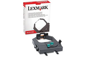 Lexmark 3070166 Original Re-Inking Ribbon for Forms Printer 2580