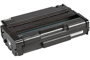 Ricoh 406465 Compatible Toner Cartridge for Aficio SP-3400N SP-3400S