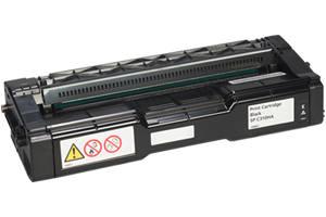 Ricoh 406475 Black Compatible Toner Cartridge for Aficio SP-C231N