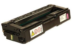 Ricoh 406477 Magenta Compatible Toner Cartridge for Aficio SP-C231N