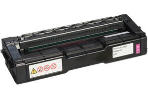 Ricoh 407655 Magenta Compatible Toner Cartridge for SPC252DN SPC252SF