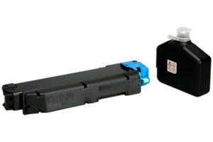 Ricoh 408311 Cyan Compatible Toner Cartridge for PC600