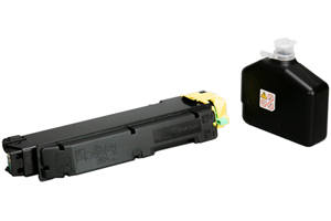 Ricoh 408313 Yellow Compatible Toner Cartridge for PC600