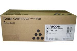 Ricoh 431007 Black Original Toner Cartridge for FAX1190L