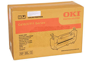 Okidata 44289101 OEM Genuine Fuser Unit for C610 C711