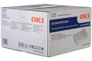 Okidata 44968308 CMYK OEM Genuine Image Drum for C332dn MC363dn
