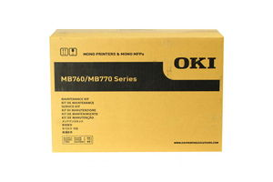 Okidata 45435101 OEM Genuine Maintenance Kit for MB760 MB770