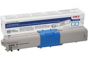 Okidata 46508703 Cyan OEM Genuine Toner Cartridge for C332dn MC363dn