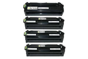 CLT-505L Black & Color Toner Set for Samsung ProXpress C2620DW C2670DW