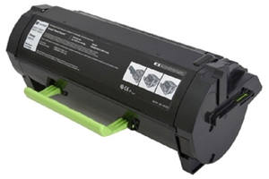 Lexmark 51B1H00 Black High Yield Compatible Toner Cartridge for MS417