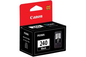 Canon PG-240 Black 5207B001 OEM Genuine Ink Cartridge - MG2120 MG2220