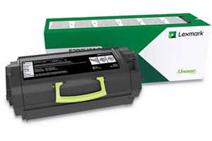 Lexmark 56F1000 OEM Genuine 6K Yield Toner Cartridge for MS321dn MS521