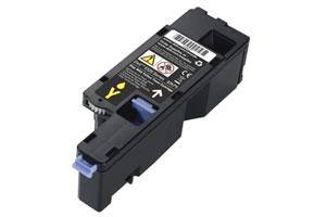 Dell 593-BBJW Original Yellow Toner Cartridge for E525W Printer