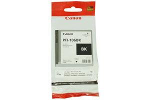 Canon PFI-106BK 6621B001 Black Original Ink Cartridge for IPF6350