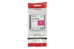 Canon PFI-106M Magenta Original Ink Cartridge for IPF6350