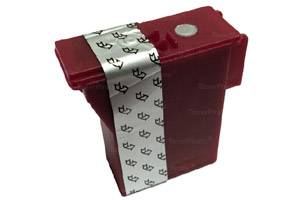 Pitney Bowes 797-0 Compatible Postage Meter Red Ink Cartridge for K700, K705 Printers