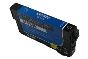 Epson T802120 Black Compatible Ink Cartridge for WF-4730 WF-4720