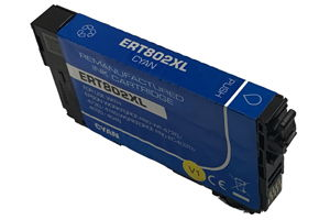 Epson T802XL220 Cyan Compatible Ink Cartridge for WF-4730 WF-4720