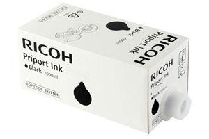 Ricoh 817161 Black OEM Genuine Ink Cartridge for HQ7000 HQ9000