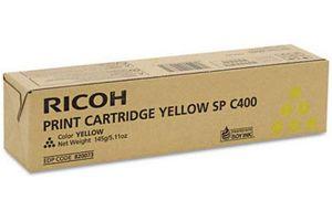 Ricoh 820073 Yellow Original Toner Cartridge for SPC400DN
