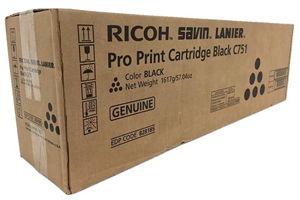 Ricoh 828185 Black OEM Genuine Toner Cartridge for Pro C651EX C751