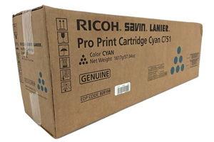 Ricoh 828188 Cyan Original Toner Cartridge for Pro C651EX C751