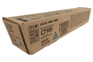 Ricoh 828329 Original Cyan Toner Cartridge for PRO C7100 C7110