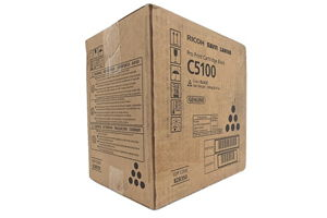Ricoh 828350 Black OEM Genuine Toner Cartridge for Pro C5100S C5110S