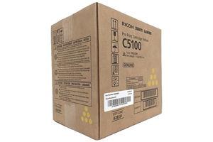 Ricoh 828351 Yellow Original Toner Cartridge for Pro C5100S C5110S
