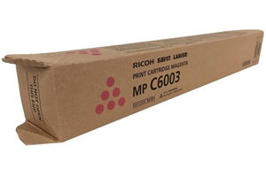 Ricoh 841851 Magenta Original Toner Cartridge for MPC4503 MPC4504