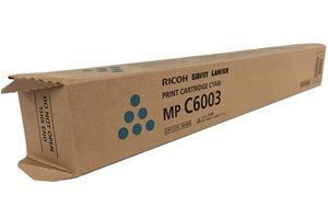 Ricoh 841852 Cyan Original Toner Cartridge for MPC4503 MPC4504