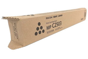 Ricoh 841918 Black OEM Genuine Toner Cartridge for MPC2003 MPC2503
